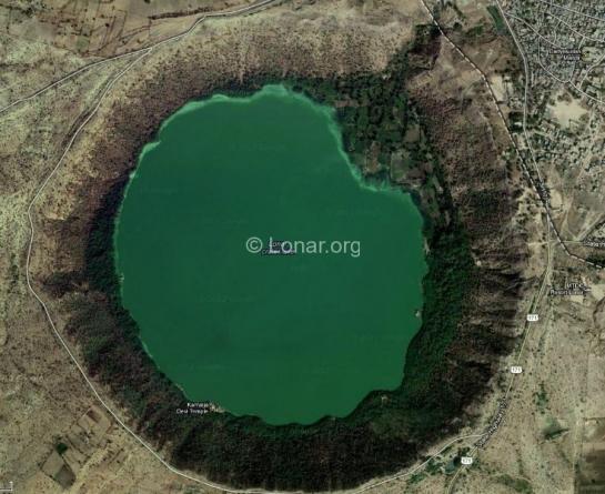 lonar_google_view